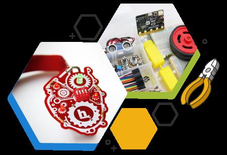 Tienda, suministros para makers y educación maker.