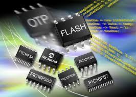 Figura 4. Componentes electrónicos digitales.