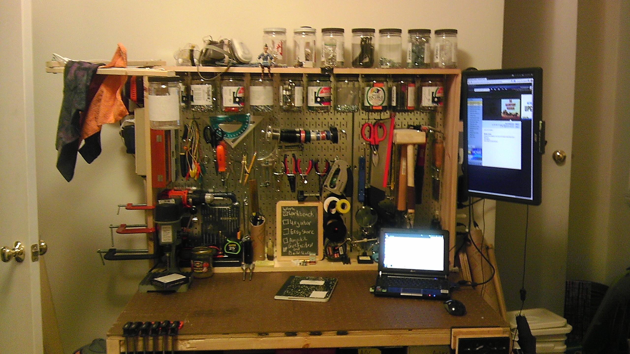 Mini Maker Space 1