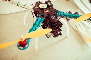 Construcción de drones @ Local de Arte   Ciudad de México   Distrito Federal   México